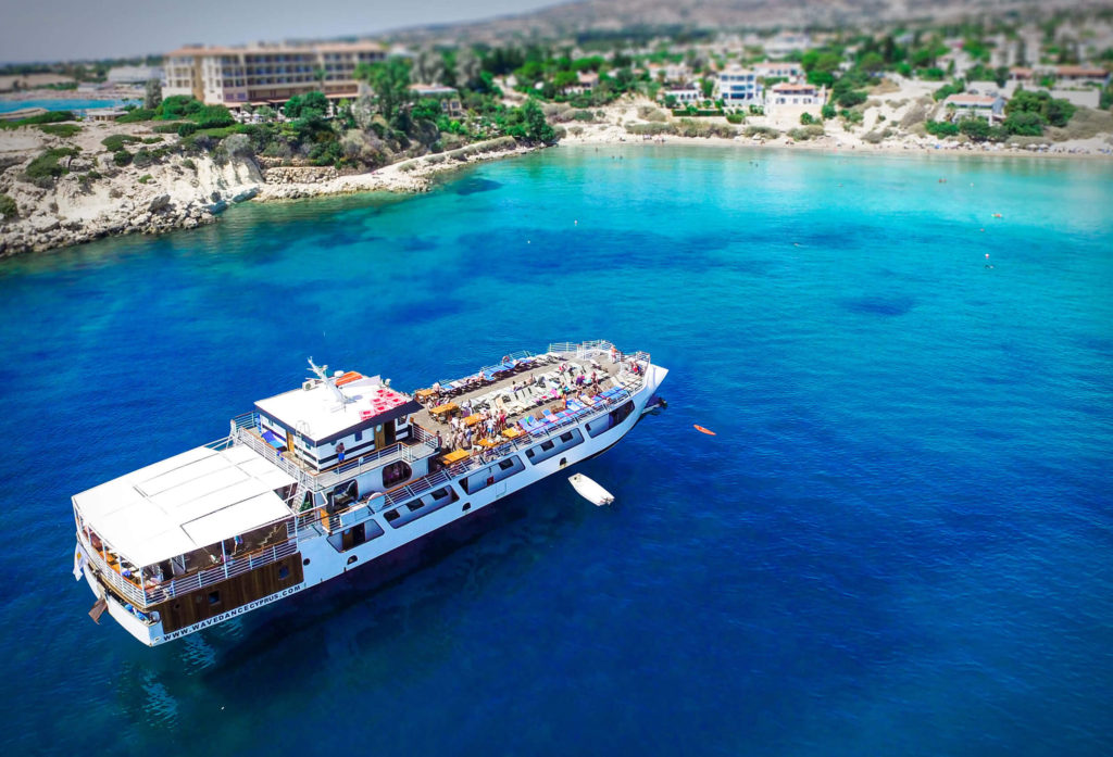 Paphos Cruises 2020